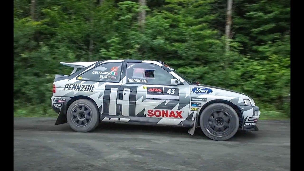 Ken Block Escort Cosworth