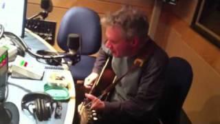 Michael Jerome Browne live in the Homerun Studio