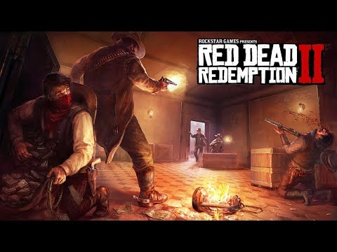Red Dead Redemption 2 SCARES Black Ops 4 & Battlefield 5...