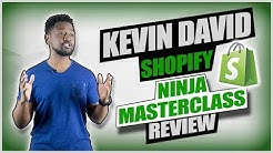 🤑Kevin David's  Shopify Ninja Masterclass💰 Full Review | ⚠Shocking Truth⚠ Nobody Wants You to Know