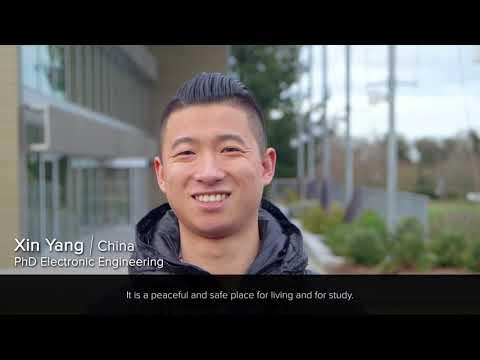 International study at the University of Surrey