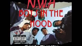N.W.A. - Boys In the Hood YouTube Videos