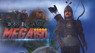 Mega 150 Game Trailer | Mega Star Chiranjeevi | Boss In Game
