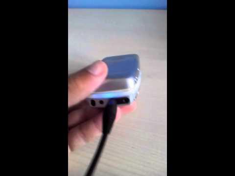 Nokia 2650 incoming call