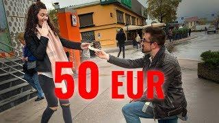 50€ to buy makeup: Patricija edition