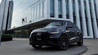 Audi Q8 Тест Драйв