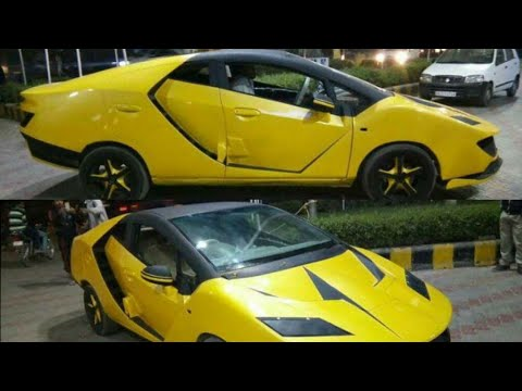 Modified Honda City Into 🔥 LAMBORGHINI🔥|Amazon Toy Car | MAGNETO11