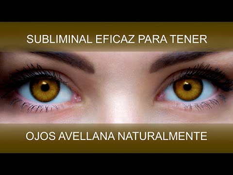 Ojos Avellana Transformaci 211 N Natural Spersubliminal