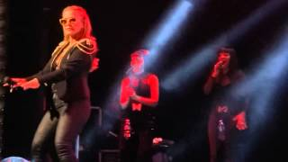 Anastacia - Back in Black/ Sweet Child Of Mine/ Best Of You Live In Melbourne 7/5/15