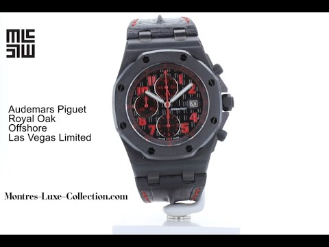 Audemars Piguet Royal Oak Offshore Las Vegas Limited Edition