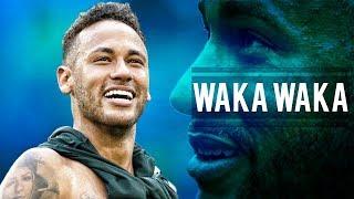 Neymar Jr ● Shakira - Waka Waka ● Skills, Assists & Goals 2018 | HD