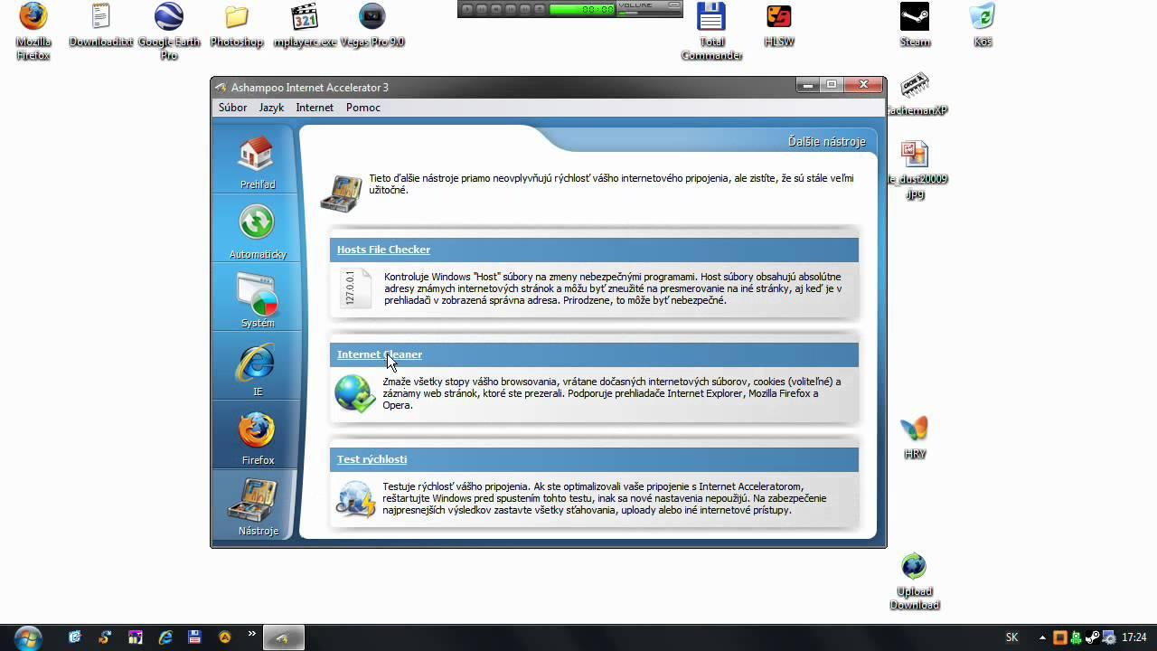 Ashampoo internet accelerator full crack free