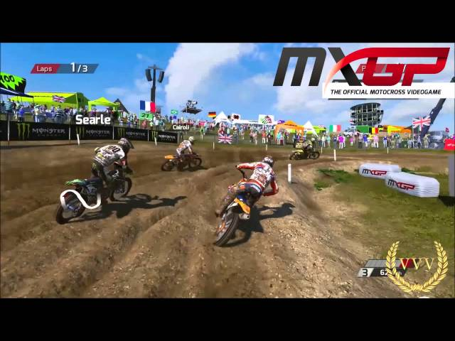 MXGP The Official Motocross Videogame - Preview to Coverage