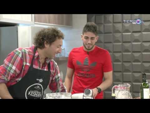 LA COCINA DE KESMAN con Santiago Mele