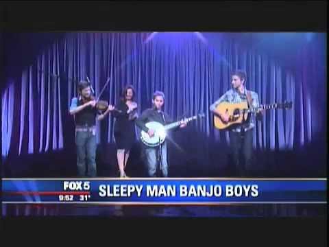 bluegrass sensations sleepy man banjo boys on good day new york youtube. Black Bedroom Furniture Sets. Home Design Ideas