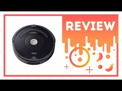 iRobot Roomba 675 Review | iRobot Roomba 675 Robot Vacuum-Wi-Fi Connectivity