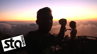 ASCENDING MOUNT WARNING | 60 Day Adventure | STA Travel