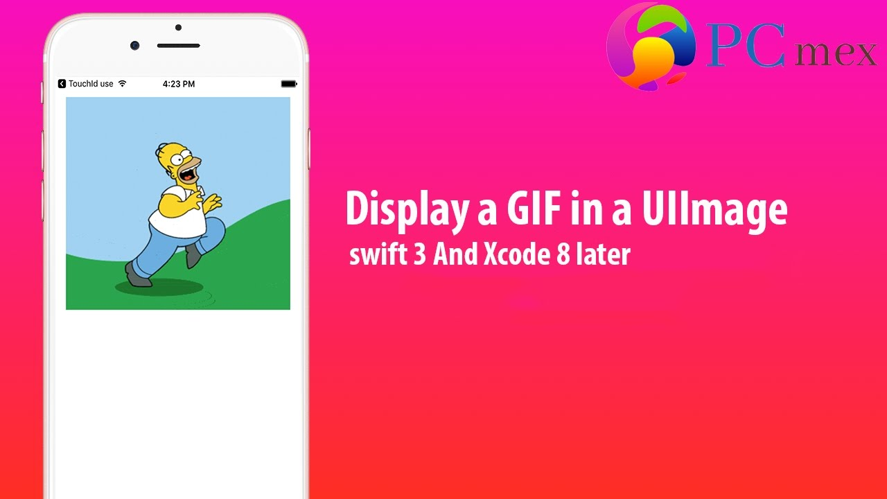 Display a GIF in a UIImage in swift 3