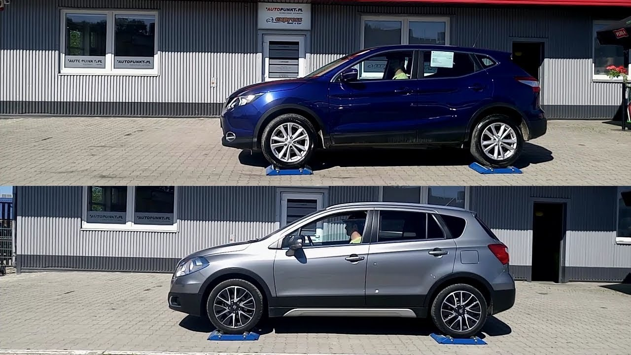 nissan qashqai all mode 4x4 i vs suzuki s cross all grip. Black Bedroom Furniture Sets. Home Design Ideas