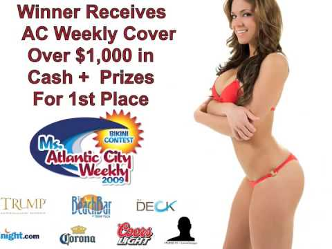ACWeekly Bikini Contest with Trump Entertainment Resorts