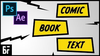 Download Comic Book Text Effect Photoshop Tutorial MP3, MKV