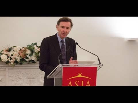 Lord Green's inaugural speech as Asia House Chairman