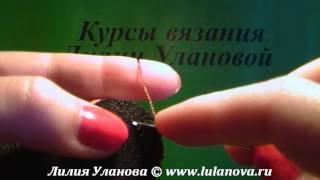 Как сделать подошву для сапожек - вязание крючком