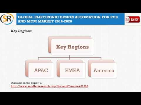 Electronic Design Automation for PCB and MCM Market to Grow at 3.27% CAGR to 2020