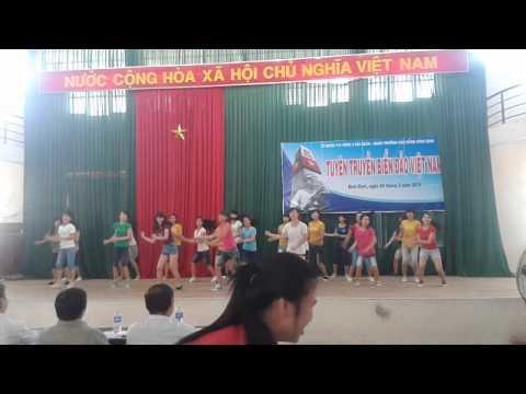 Nhảy Zumba KT6B