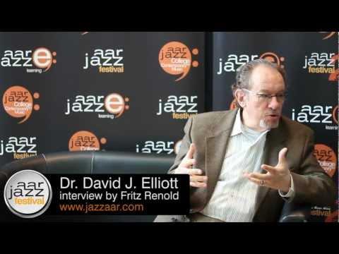 Jazzaar Festival Interview : Dr. David J. Elliott