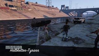 GTA 5: Agent 14 - Halbketten Tyrann