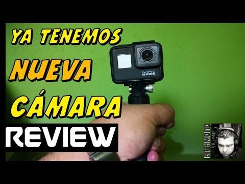 GoPRO HERO7 Black comprada en Amazon | Review con El Richmond