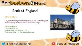 Features of Financial Institutions (BTEC National Business)