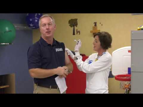 Kick off Flu Season the right way: Get Your Flu Shot