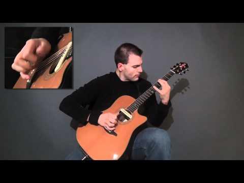 Ewan Dobson - Techno Guitar 101 (Lesson Excerpt)
