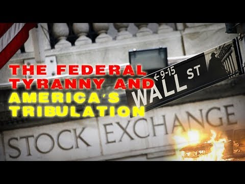 ♞ Chris Duane - The Federal Tyranny And America's Tribulation ♘