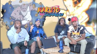 Naruto Shippuden 300 301 & 302 REACTION/REVIEW