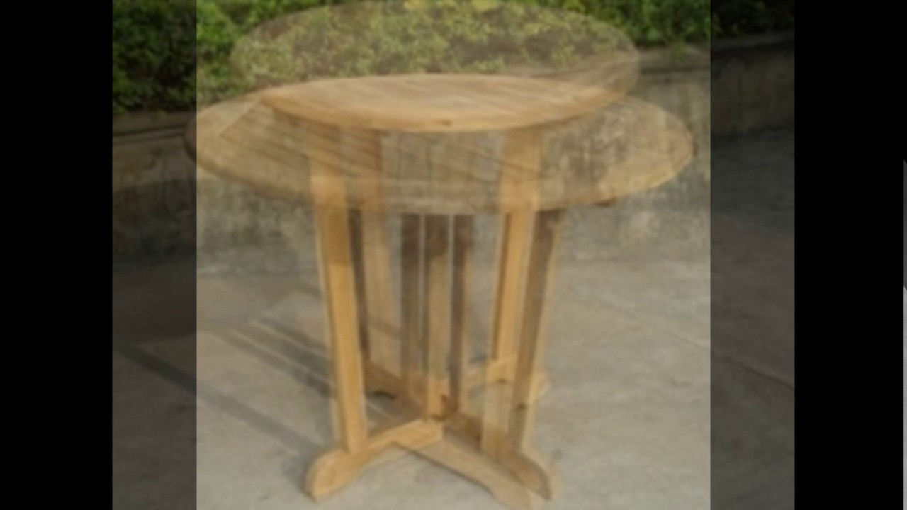 Acacia And Teak Outdoor Furniture From Vietnam Youtube
