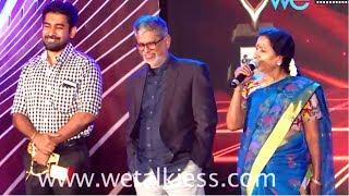 Vijays parents are our role model - Vijay antony emotional speech | Soulmates Awards | Thalapathy62