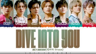 NCT DREAM - 'DIVE INTO YOU' (고래) Lyrics [Color Coded_Han_Rom_Eng]