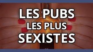 Top des pubs les plus sexistes