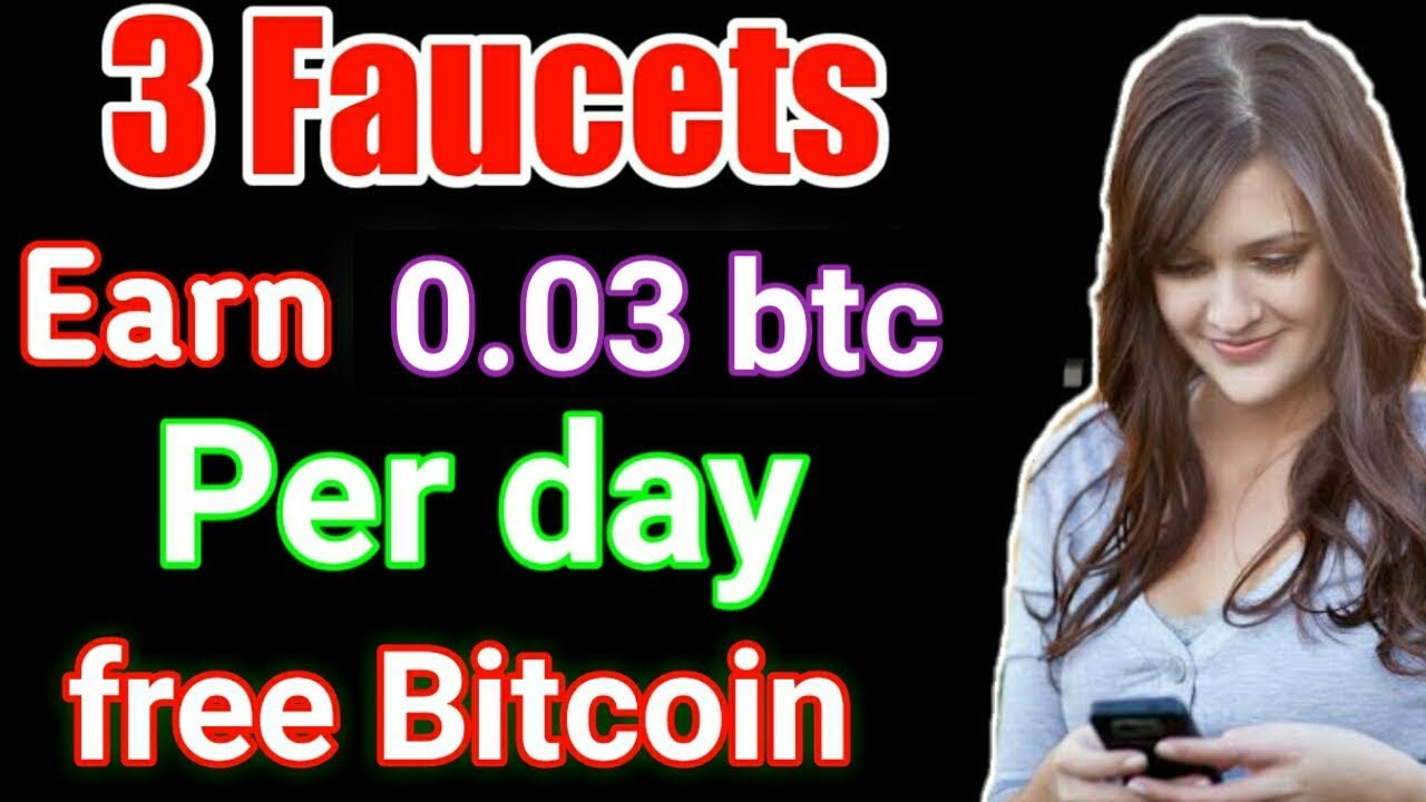Earn free Bitcoins - Top 3 Faucets to Earn free Bitcoins, Doge coin ...