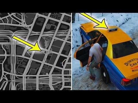 Peut On Aller de North Yankton à Los Santos en Taxi ?