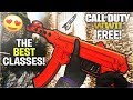 NEW 10 BEST CLASS SETUPS (OVERPOWERED) for COD WW2 2020 - Free Call of Duty WW2 PSN in 2020