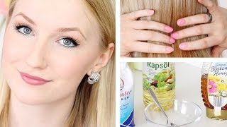 Bodylotion in die Haare?! Beauty Produkte mal anders!