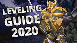WoW Leveling Guide 2020 - Schnell auf Stufe 120!