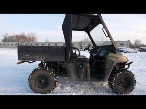Polaris Ranger 900 Diesel, 2011