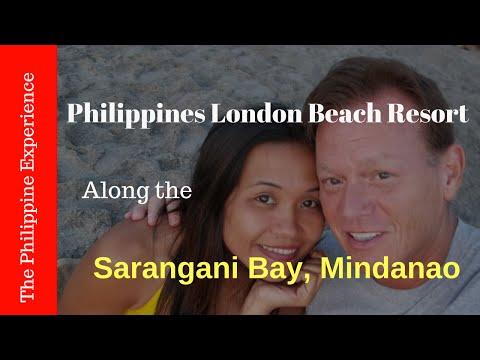 The Philippines London Beach Resort Along the Sarangani Bay, Mindanao