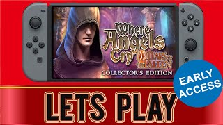 Where Angels Cry Tears Of The Fallen 1st 30 Minutes Nintendo Switch