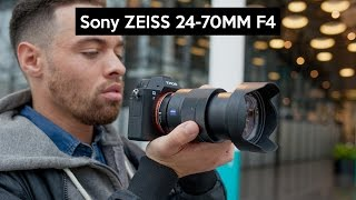 Sony FE 24-70 F4 OSS review | Carl Zeiss | Sony Alpha 7S II perfect full frame allrounder lens